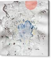 Starclast Canvas Print