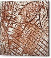 Stares - Tile Canvas Print