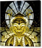 Stargate Electra Canvas Print