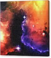 Stargazer - 01  Canvas Print