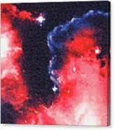 Stargazer - 02 Canvas Print