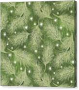 Starlight Christmas Viii Canvas Print