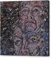 starr man David Bowie Canvas Print