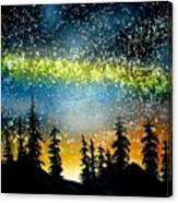 Starry Starry Night Canvas Print