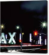 Stars Over Lax Canvas Print