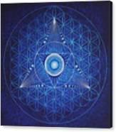 Starseed Transmissions Canvas Print