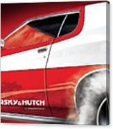 Starsky And Hutch Canvas Print