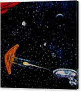 Startrek Canvas Print