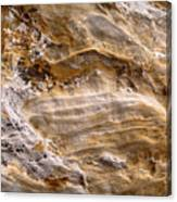 Starvedrocksandstonepatterns Canvas Print
