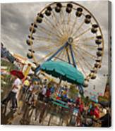 State Fair Of Oklahoma II Canvas Print