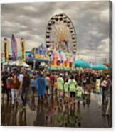 State Fair Of Oklahoma Canvas Print