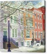 State Street Canvas Print
