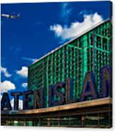 Staten Island Ferry Terminal Canvas Print