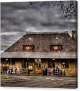 Station - Westfield Nj - The Train Station Canvas Print