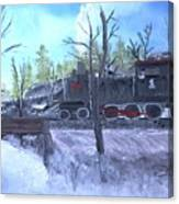 Station 51 Canvas Print
