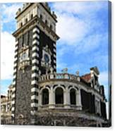 Station Tower Canvas Print