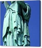 Statue Of Liberty 10 Canvas Print