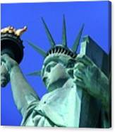 Statue Of Liberty 11 Canvas Print
