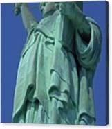 Statue Of Liberty 12 Canvas Print