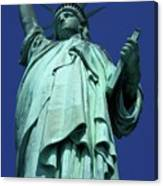 Statue Of Liberty 13 Canvas Print