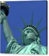 Statue Of Liberty 15 Canvas Print