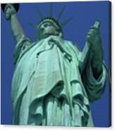 Statue Of Liberty 16 Canvas Print