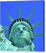 Statue Of Liberty 19 Canvas Print