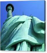 Statue Of Liberty 9 Canvas Print