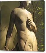 Statuesque Canvas Print