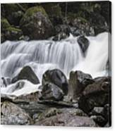 Stave Falls Canvas Print