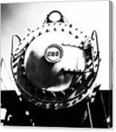 Steam Locomotive #253 Canvas Print
