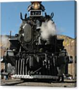 Steam Power Canvas Print