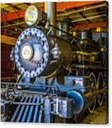 Steam Train 25 Canvas Print