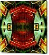 Steampunk Machination 4 Canvas Print