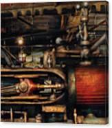 Steampunk - No 8431 Canvas Print