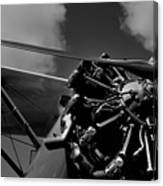 Stearman Pt-18 Kadet - 1940 Canvas Print