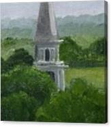 Steeple  Canvas Print