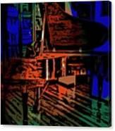 Steinway Piano Canvas Print