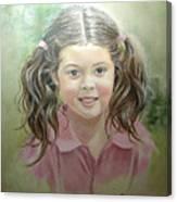 Stephanie Canvas Print