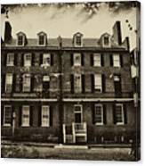 Stephenson's Hotel - Harpers Ferry Canvas Print