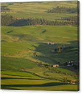 Steptoe Butte 3a Canvas Print