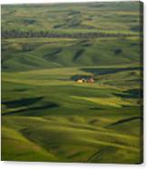 Steptoe Butte 5 Canvas Print