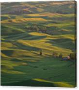 Steptoe Butte 9 Canvas Print