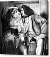 Sterne: Tristram Shandy Canvas Print