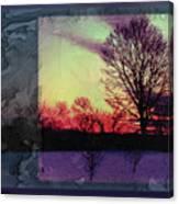 Stetson Overlook Canvas Print