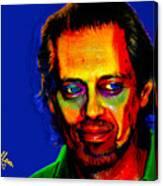 Steve Buscemi Pop Art Canvas Print