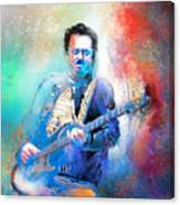 Steve Lukather 01 Canvas Print