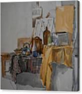 Stil Life Canvas Print