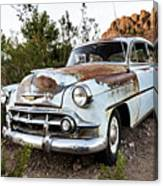 Still In Style Canvas Print
