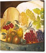 Still Life - Classical Banquet Canvas Print
